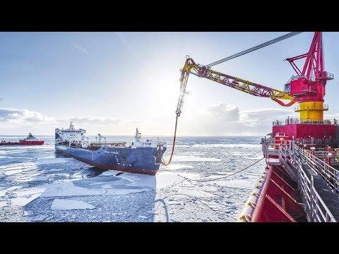 Холодная война за Арктику // Россия против США
