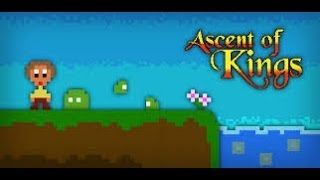 OUYA Ascent of Kings, Steal From Your Brothers to Become King