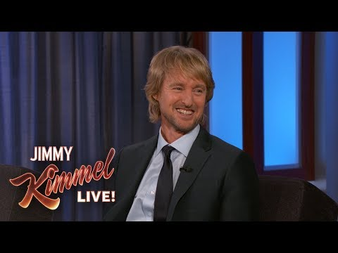 Thumbnail: Owen Wilson Reveals What Kind of Parent He Is