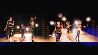 CUPID- CU-STEP [OFFICIAL MUSIC VIDEO] aka Cupid Shuffle pt 2