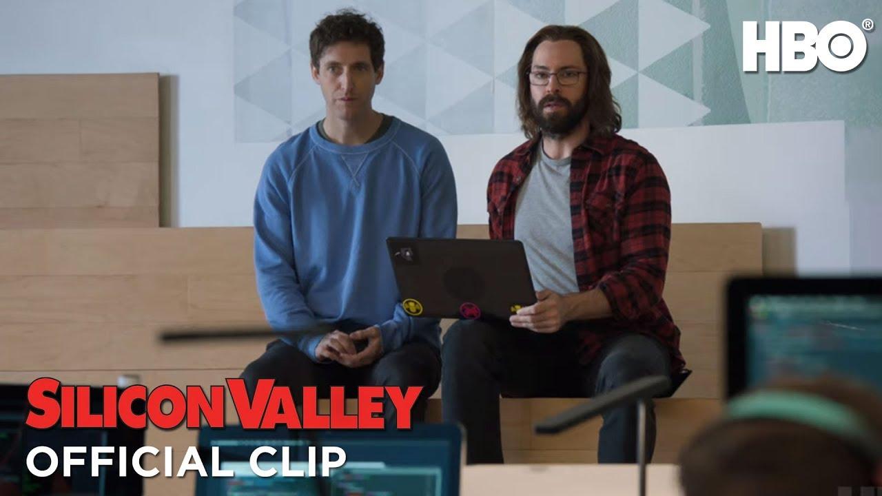 Download Silicon Valley: Gilfoyle Made A Bot (Season 6 Episode 1 Clip)   HBO