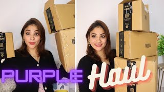 2021 first huge purplle haul || whats new in 💄 makeup