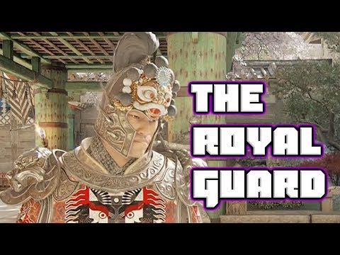 The Royal Guard   Tiandi Duels   For Honor