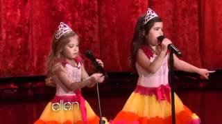 Sophia Grace & Rosie Perform 'Moment 4 Life' YouTube