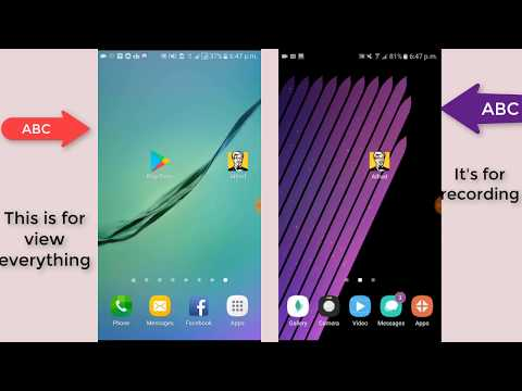 cc camera | How to make  cctv using android | how can control cc camera by android | 2017 | 2018 |