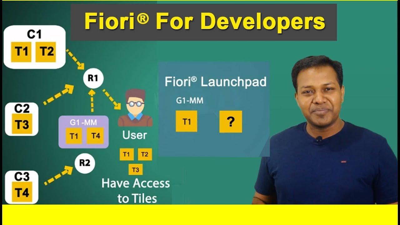 Fiori 10 Exercises.Fiori For Developers