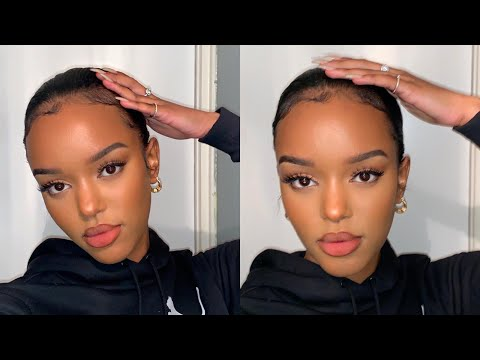 MY FLAWLESS DRUGSTORE MAKEUP ROUTINE | NO FLASHBACK | Only Bells