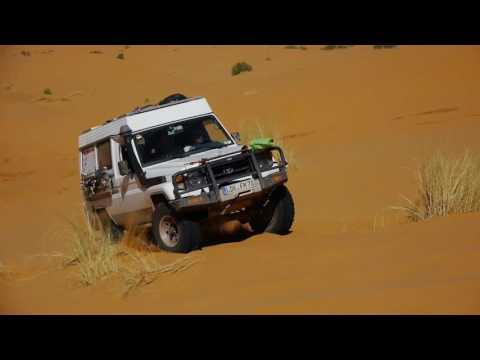 Marokko 2016 - Erg Chebbi Durchquerung