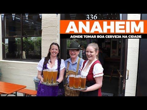 ANAHEIM, CALIFORNIA - 3 CERVEJARIAS QUE VOCÊ DEVE CONHECER