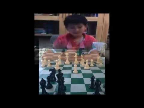 Chawit Mekarapiruk - Thailand's U8 Chess Champion