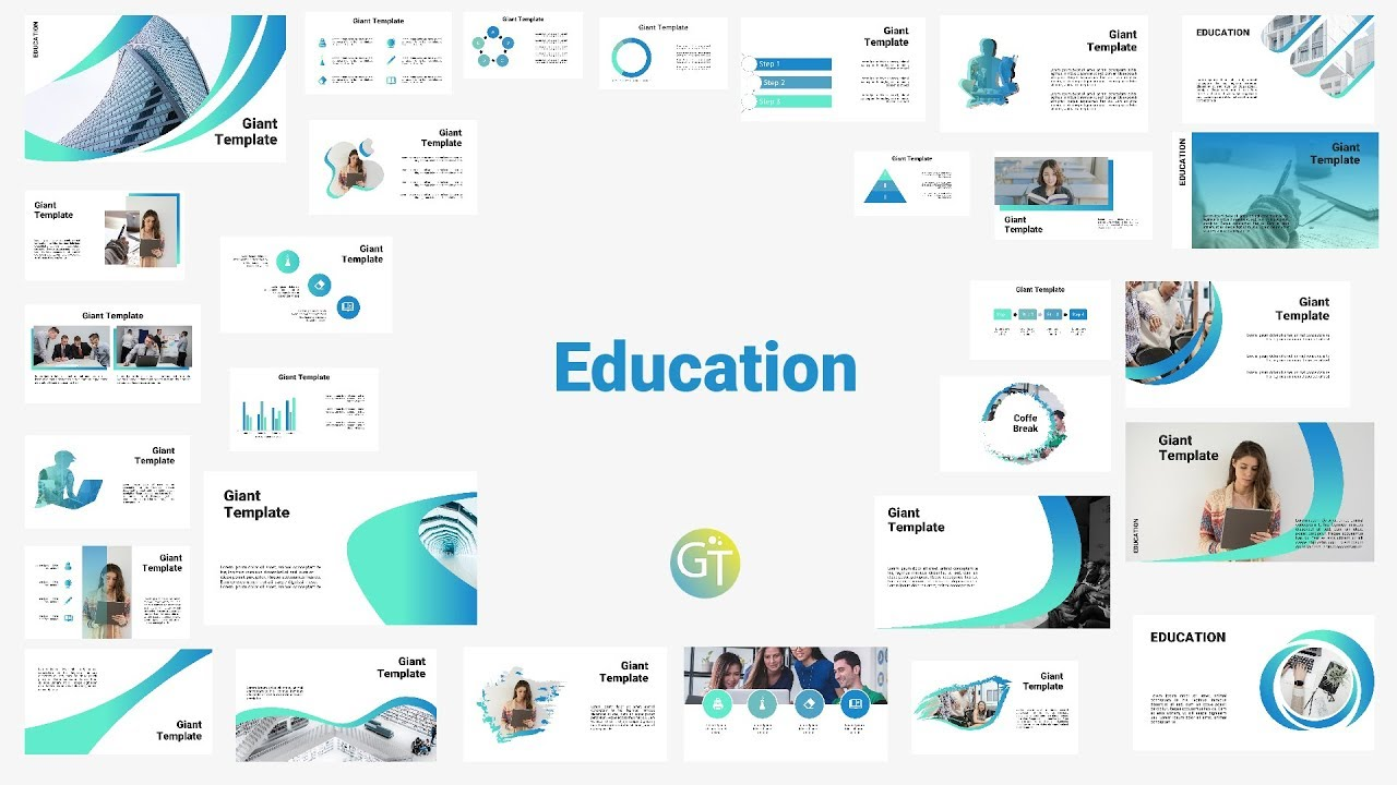 Education Free Powerpoint Template Youtube
