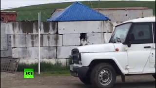 В Ингушетии произошло нападение на пост ДПС