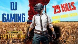 Pubg Mobile 29 Kills By Dj Gaming