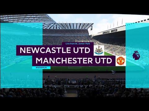 FIFA 18 | Premier League | Newcastle Utd v Manchester Utd | St. James' Park