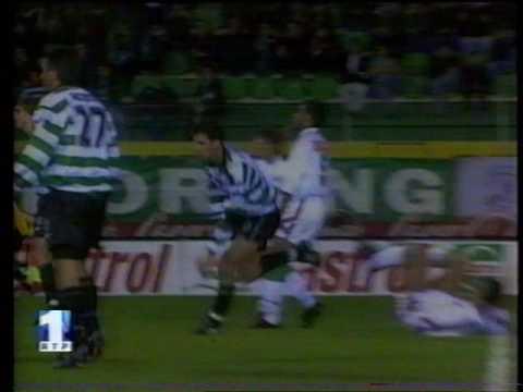 23J :: Sporting - 2 x Rio Ave - 0 de 1998/1999