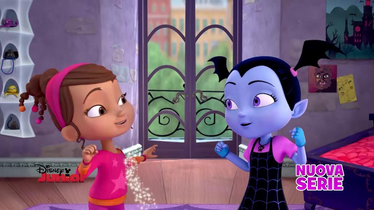 Vampirina Conosciamo I Personaggi Della Nuova Serie Di Disney