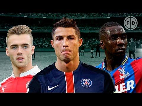 Transfer Talk | Cristiano Ronaldo to leave Real Madrid?