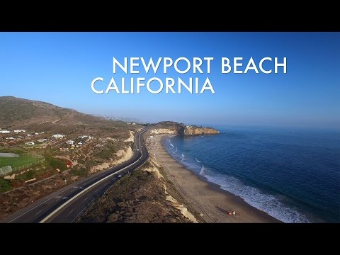 Day & Night in Newport Beach CA - 4K