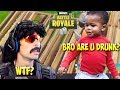 "Kid Asks Doc ""BRO ARE YOU DRUNK???"" in Fornite Random Duos (7/18/18) (1080p60)"