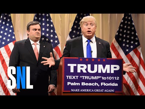 CNN Election Center Cold Open - SNL