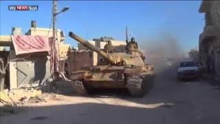 الأكراد على مشارف بلدة مارع