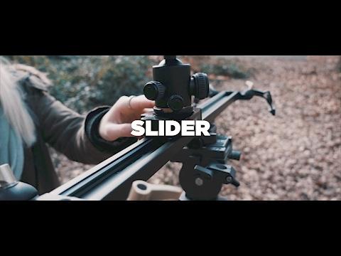 Günstiger Aluminium Slider (+Verlosung!) - Low Budget Filmmaking #4