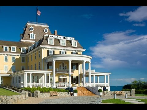 Visit to The Ocean House Resort in Watch Hill Rhode Island