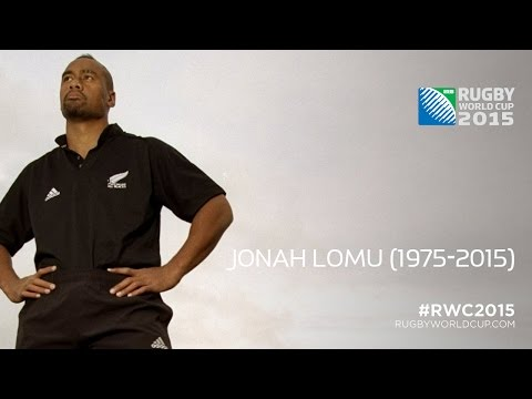 Jonah Lomu's 15 Unforgettable Rugby World Cup Tries