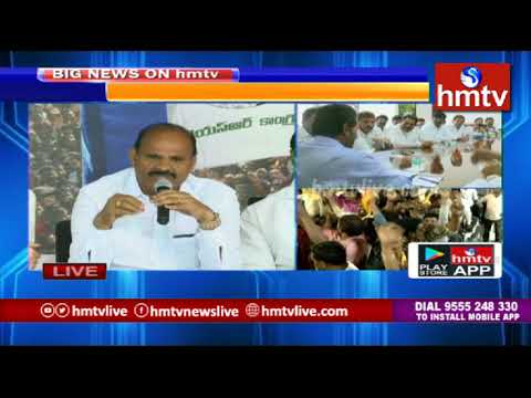 YCP Leader ParthaSarathi With Media  | Slams TDP Government | hmtv