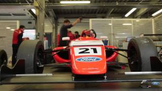 Gerard Quinn provides an insight into Ford British F4