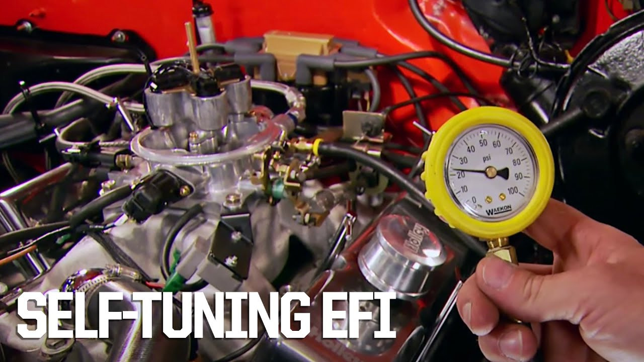 Increasing A Carbureted 350 Small Block's Efficiency With EFI - Horsepower S14, E10