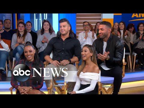 Cast members of 'Lindsay Lohan's Beach Club' dish on the new show Mp3