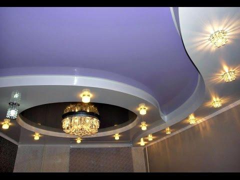 Потолки фото, дизайн потолков в квартире Фотогалерея