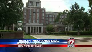 aetna to buy humana as health insurance landscape shifts