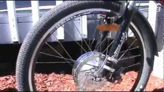 eZee Electric Bike Conversion Kit Review