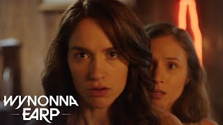 WYNONNA EARP | Wynonna Being Wynonna - Sneak Peek | Syfy