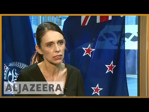 🇳🇿 Jacinda Ardern: 'We reject extremism and violence in all its forms' | Al Jazeera English