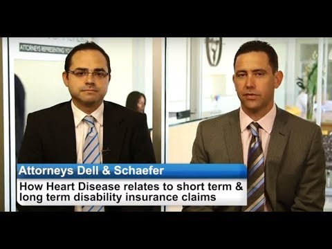 Heart Disease Disability Insurance Claim Information & Help