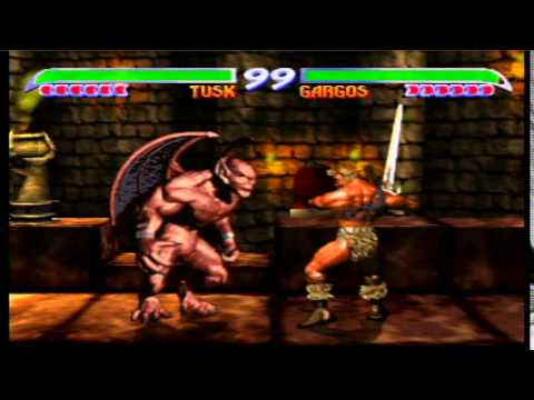 Boss Fights 8- Killer Instinct Gold