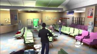 Epical GTA road hospital massacre