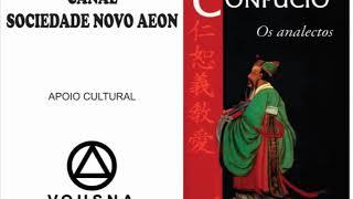 Áudio livro Confúcio Os Analectos