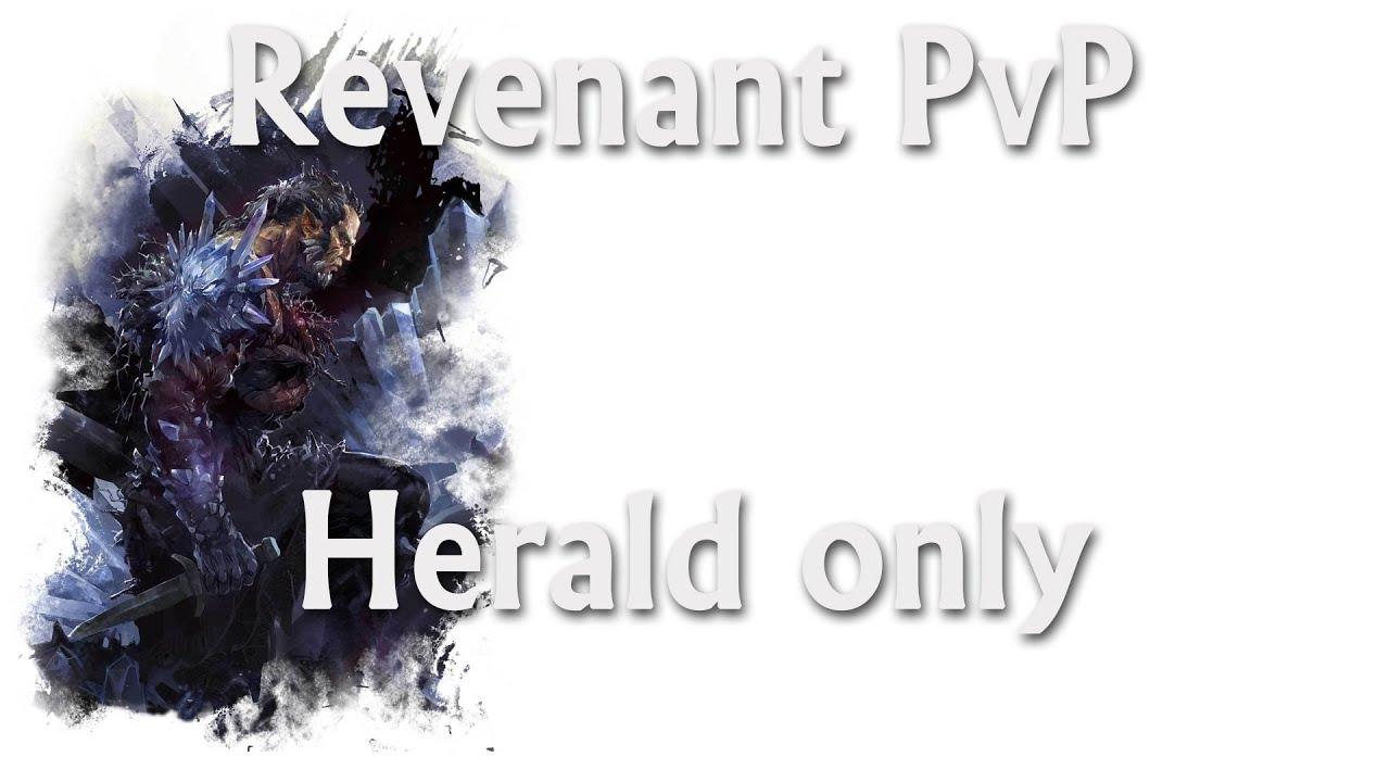 Guild wars 2 pvp revenant
