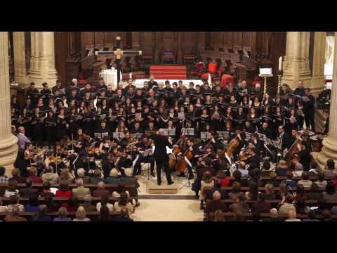 Requiem Cherubini Catedral de Albacete HD