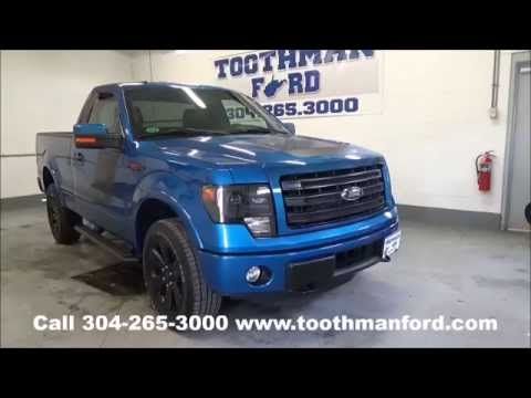 used ford f 150 fx4 tremor for sale morgantown wv toothman ford 304 265 3000 youtube. Black Bedroom Furniture Sets. Home Design Ideas