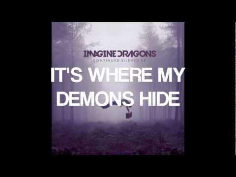 Demons - Imagine Dragons (With Lyrics)
