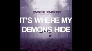 Demons - Imagine Dragons (With Lyrics)