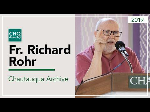 "Fr Richard Rohr - The ""First Half of Life"""