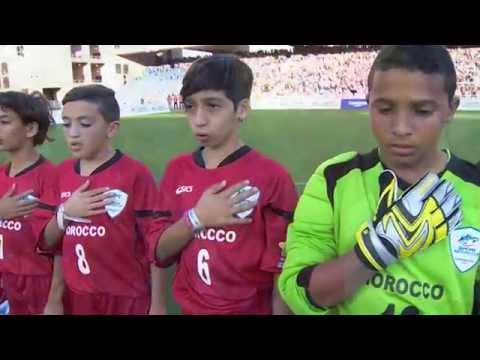 Morocco vs Mexico - Final - Highlights - Danone Nations Cup 2015