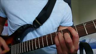 Mando Diao All The Things Guitar Cover
