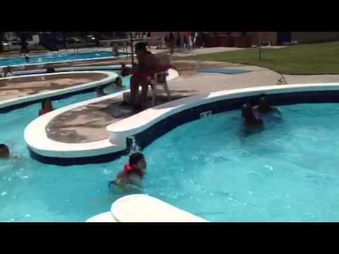 Sherwood Swimming Pool Odessa Texas 06 16 2014